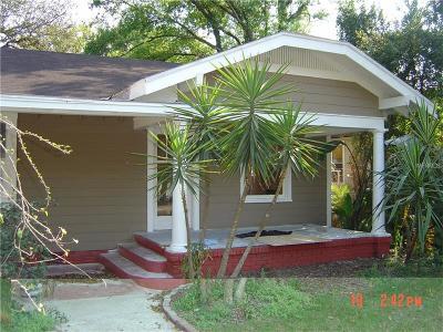 Tampa Single Family Home For Sale: 921 E Shadowlawn Avenue