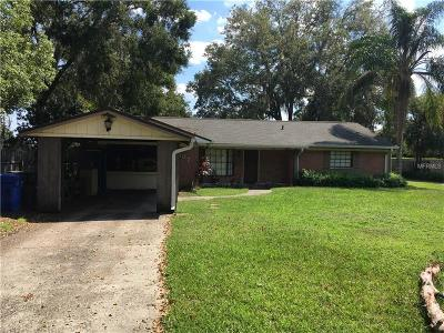 Single Family Home For Sale: 14107 Lake Magdalene Boulevard
