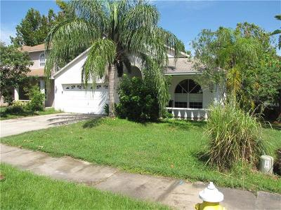 Oldsmar Single Family Home For Sale: 610 Lake Cypress Circle