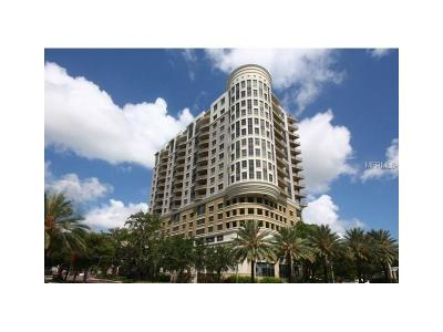 Hillsborough County, Pasco County, Pinellas County Rental For Rent: 275 Bayshore Boulevard #404