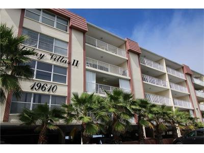 Indian Shores Condo For Sale: 19610 Gulf Boulevard #406