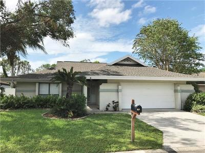 Tampa Single Family Home For Sale: 13606 Clubside Drive
