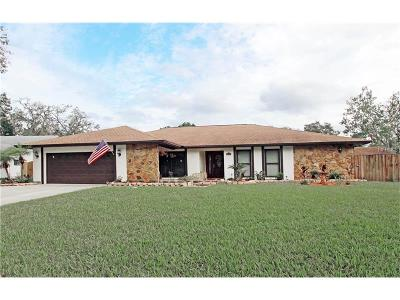 Plant City Single Family Home For Sale: 2308 Sprucewood Lane