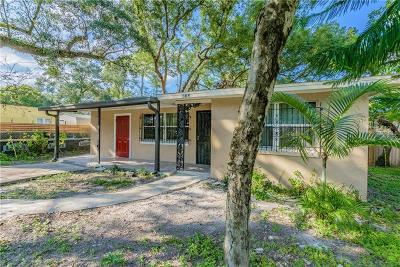 Tampa Single Family Home For Sale: 912 E Crenshaw Street