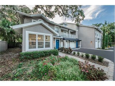 Tampa Condo For Sale: 4807 Bayshore Boulevard #D6