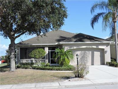 Sun City Center Single Family Home For Sale: 1204 Emerald Dunes Drive