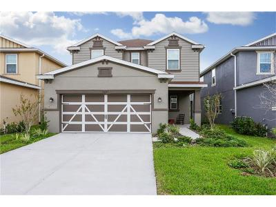 Seminole Single Family Home For Sale: 5883 Ambersweet Court