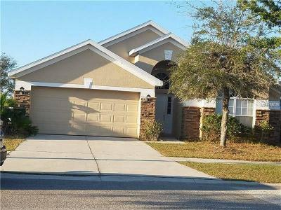 Ruskin Single Family Home For Sale: 804 Barclay Wood Drive