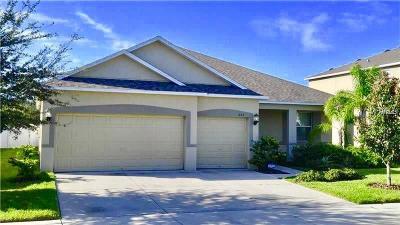Ruskin Single Family Home For Sale: 603 Washita Stone Drive