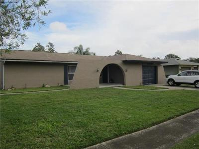 Single Family Home For Sale: 14521 Knoll Ridge Drive