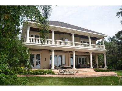 Tampa Single Family Home For Sale: 6208-C Bayshore Boulevard