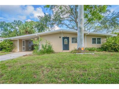 Tampa Single Family Home For Sale: 4719 W Iowa Avenue