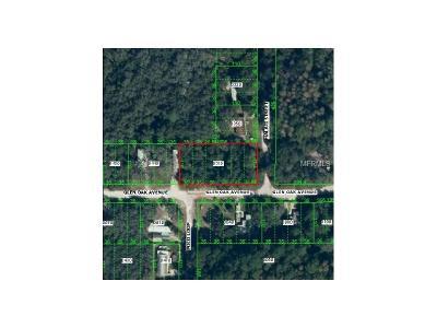 New Port Richey Residential Lots & Land For Sale: 0 Glen Oak Avenue