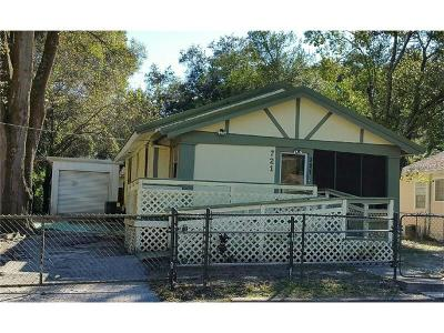 Tampa Single Family Home For Sale: 721 E Patterson Street
