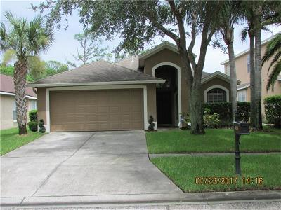 Tampa Single Family Home For Sale: 10239 Woodford Bridge Street