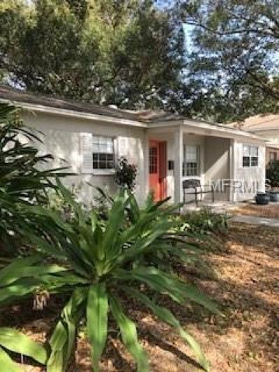 Hernando County, Hillsborough County, Pasco County, Pinellas County Rental For Rent: 3405 W Alline Avenue