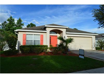 Single Family Home For Sale: 601 Sea Holly Drive