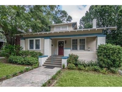 Tampa Single Family Home For Sale: 2109 W Southview Avenue