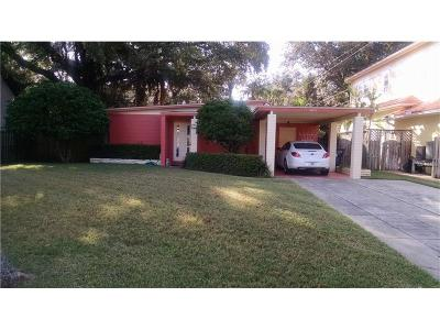 Tampa Single Family Home For Sale: 3105 S Schiller Street