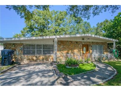 Tampa FL Single Family Home For Sale: $175,000