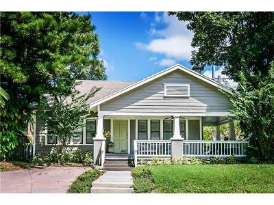 Tampa Single Family Home For Sale: 3901 W San Juan Street
