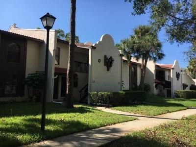 Palm Harbor Condo For Sale: 3505 Tarpon Woods Boulevard #O410