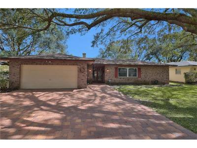 Winter Park Single Family Home For Sale: 2436 Beman Court