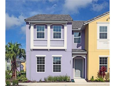 Davenport Townhouse For Sale: 297 Captiva Drive
