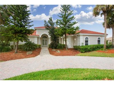 Wesley Chapel Single Family Home For Sale: 30400 Fairway Drive
