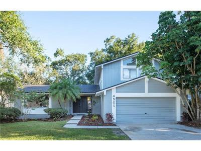 Tampa Single Family Home For Sale: 4505 Old Saybrook Avenue