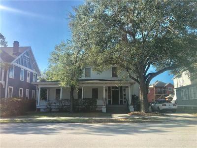 Tampa Rental For Rent: 804 W De Leon Street