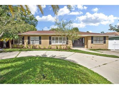 Hillsborough County Single Family Home For Sale: 2127 W Farwell Drive