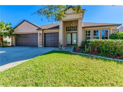 Land O Lakes Single Family Home For Sale: 3248 Stoneman Loop