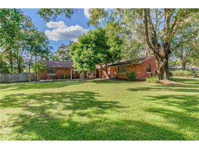 Tampa Single Family Home For Sale: 8306 Flowerfield Drive