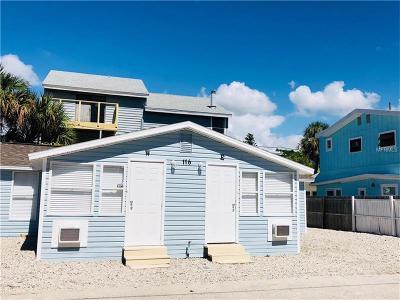 Treasure Island Multi Family Home For Sale: 116 93rd Avenue