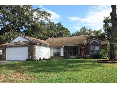 Plant City Single Family Home For Sale: 3328 Silverpond Drive