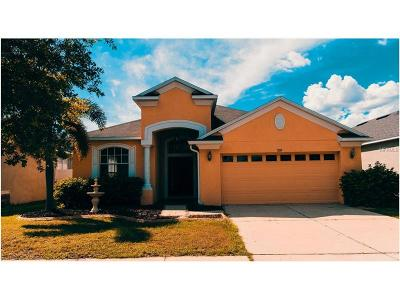 Hernando County, Hillsborough County, Pasco County, Pinellas County Rental For Rent: 8712 Sandy Plains Drive
