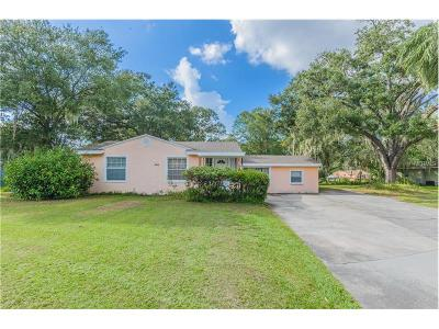 Tampa Single Family Home For Sale: 4514 Wishart Boulevard