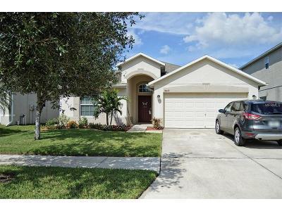 Ruskin Single Family Home For Sale: 8014 Alamosa Wood Avenue