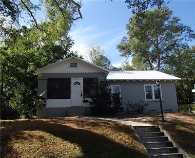 Tampa Single Family Home For Sale: 1409 Hilton Place