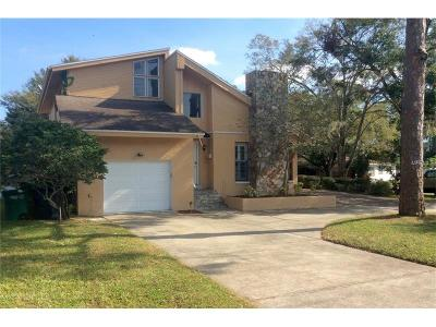 Single Family Home For Sale: 3014 S West Shore Boulevard