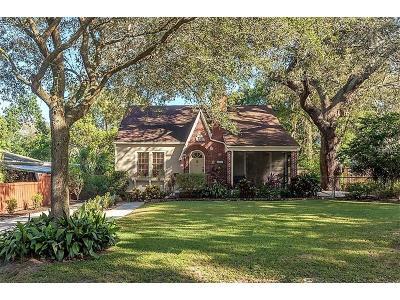 Hernando County, Hillsborough County, Pasco County, Pinellas County Single Family Home For Sale: 1014 E Clifton Street