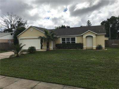 Deltona Single Family Home For Sale: 1031 Pinder Street