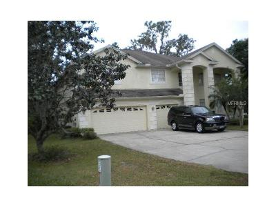 Hillsborough County, Pasco County, Pinellas County Single Family Home For Sale: 5913 Cherry Oak Drive