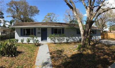 St Petersburg Single Family Home For Sale: 347 Patica Road NE