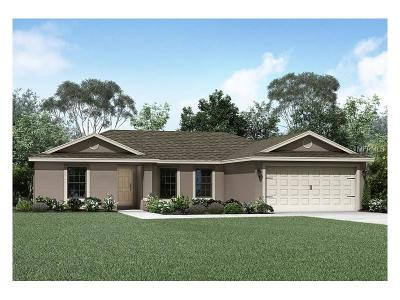 Deland Single Family Home For Sale: 337 Southern Winds Boulevard