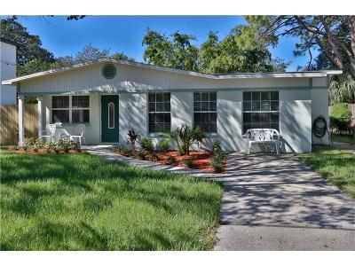Tampa Single Family Home For Sale: 4313 S Cameron Ave