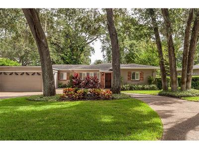 Tampa Single Family Home For Sale: 208 S Manhattan Avenue