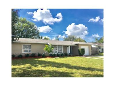 St Petersburg Single Family Home For Sale: 5900 30th Avenue N