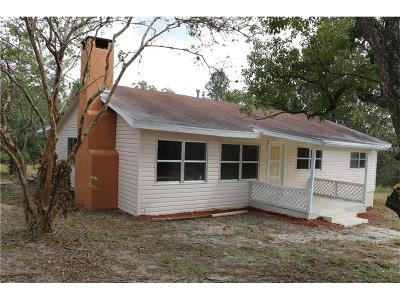 Hernando County, Hillsborough County, Pasco County, Pinellas County Single Family Home For Sale: 8176 Grant Street
